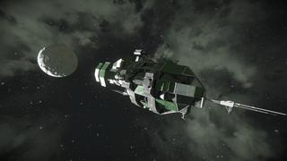 Encounter Vulture vessel