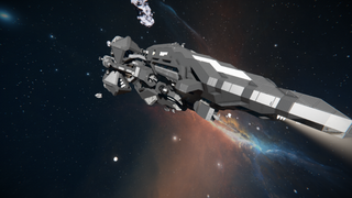 Crow - Patrol Cruiser