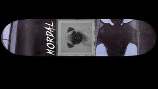 Mordal Pug Demon/ Dark