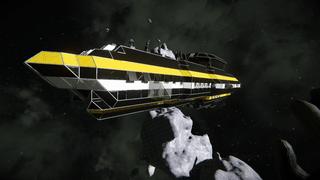 Gauntlet Class Destroyer