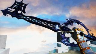Oblivion Keyblade (Kingdom Hearts)