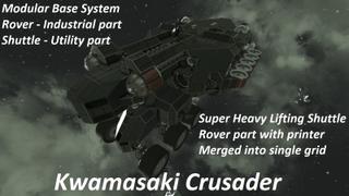 Kwamasaki Crusader