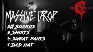 Cruel Skateboards - Massive Drop