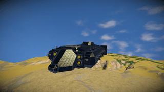 Rose Class Battlecruiser