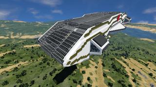 TCS - 27 healing space (hospital ship)