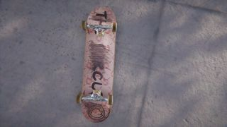 Used The Circle Boardshop Deck