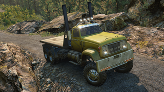 GMC Custom AWD all Parts UNLOCKED