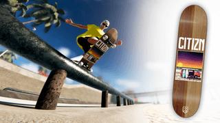 Red Rum Skateboards - Citizn Pro Model Deck