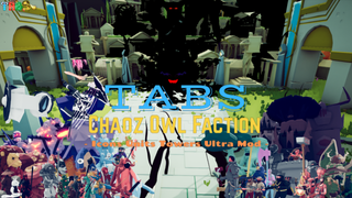 Chaoz Owl Faction | Towers Icons Units Ultra Mod