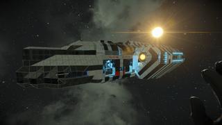 Sons Of Bellum Hawk light transport