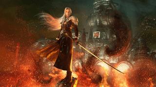 Sephiroth's Masamune [Final Fantasy VII Remake]