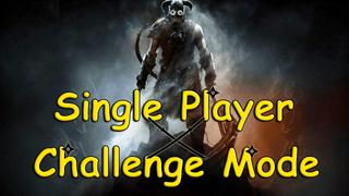 Single Player Challenge Mode