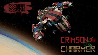 O.S.A. Light Freighter 'Crimson Charmer'