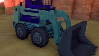 Steam Front Loader