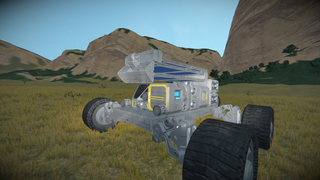 Multi planet scout rover