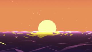 OceanMaster跟随时间日出日落