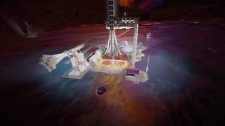 CCDF- Launch Facility