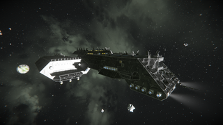 U.S.S. Defiant MK 2