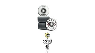Moon Wheels X Occult - Moon Eye Collab