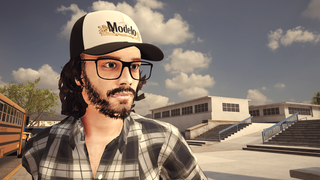 Curved Brim/Trucker Style Hat for XLGearModifier