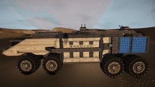 Brackan mobile base