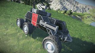 Acradian Assault truck