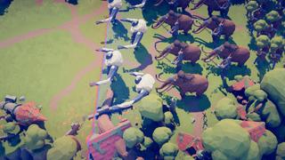 giant war