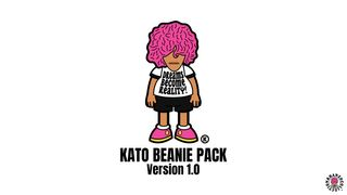 "Khanzo Collection ""KATO"" Beanie Pack"