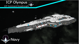 ICP - Olympus Command Dreadnought