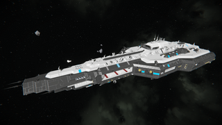 Olympus Command Dreadnought
