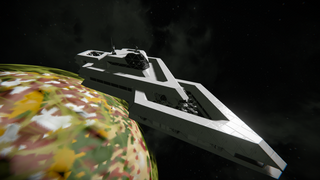 Arrow Splitter (Light Cruiser)