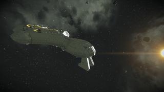 Light cruiser halo