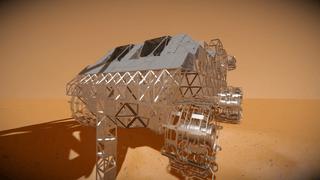 HV-1 Heavy cargosupport tac. Rover