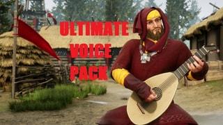 Mordhau's Ultimate Voice Pack