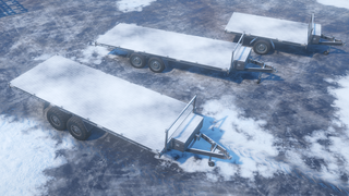 """""""Support Crew Special"""" Scout Trailers"""