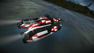 RE Vanguard tank mk 1