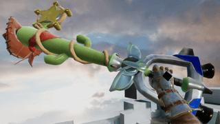Toy Story Keyblade (Kingdom Hearts 3)