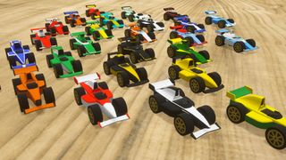 Micro Machines V4 - Formula Pack