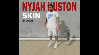 Nyjah Huston Skin