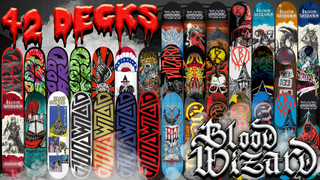 Blood Wizard Deck Pack 1