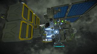 Mine ship test