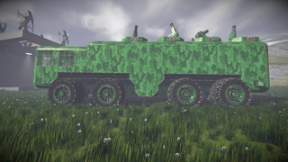 Truppentransporter 2.0