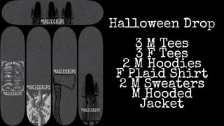 Magic Grips Halloween Drop