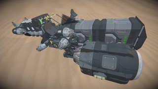 Harpy-Class Mk. I Speeder