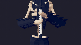 The undead skeleton king