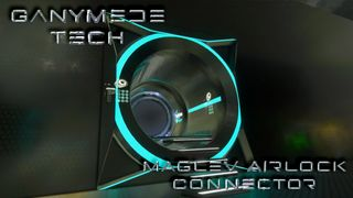 Ganymede Tech - MagLev Airlock Connector