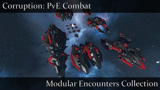 Corruption: PvE Combat (Legacy Version)