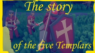 The story of the five Templars