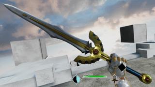 Hero Sword (Dragon Quest 11)