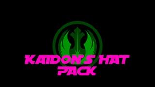 Kaidon's Hat Pack